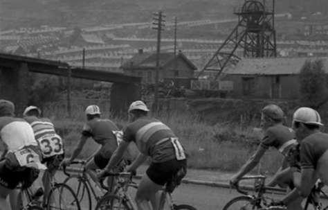 Coal, Steel, Cycle Racing