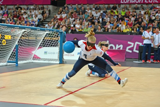 GB Player Attacks 2012 | Goalball UK