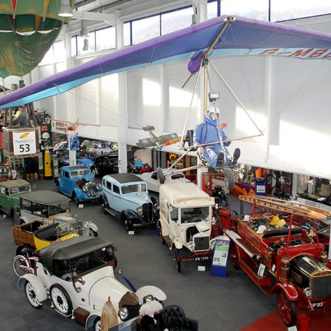 A variety of exhibitions available to view at the Lakeland Motor Museum | Lakeland Motor Museum