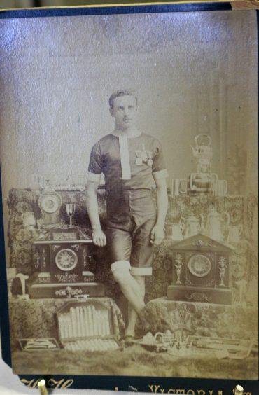 Sepia image of James Kibblewhite | Purton Museum