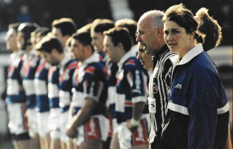 Podcast: Julia Lee - A Rugby League Pioneer