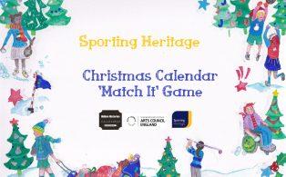 Christmas Calendar 'Match It' Game.