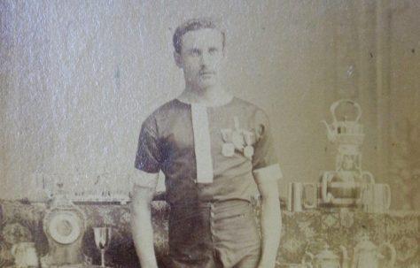 James Kibblewhite; Fastest Man in Purton