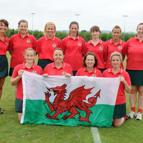 Wales Team | Rounders England