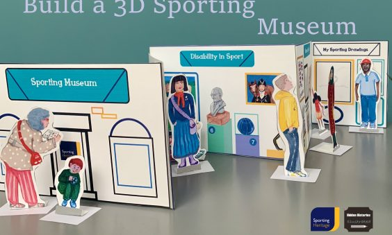 Build a 3D Sporting Museum