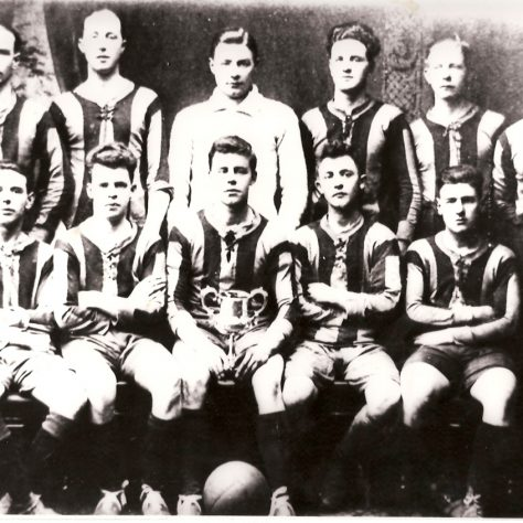 Limavady Football Club team photo | Causeway Coast and Glens Museum Service