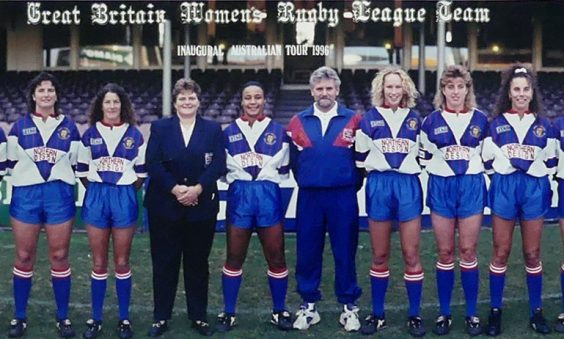 GB Lionesses First International Tour - Women in Rugby League
