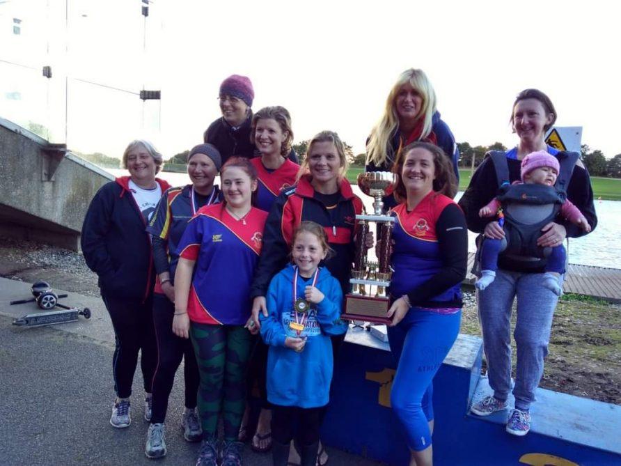 Pershore Phoenix, BDA National Championships, 2018   British Dragon Boat Racing (BDA)